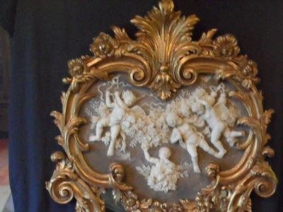 Large Selection of Gold Mirrors