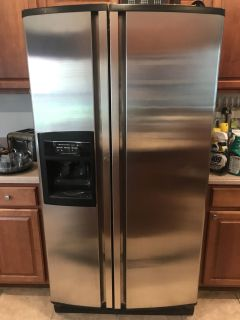 KitchenAid Side by Side Refrigerator For Sale