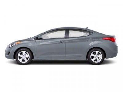 2011 Hyundai Elantra GLS (Radiant Silver Metallic)