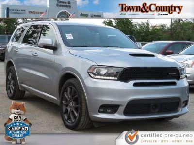 2018 Dodge Durango R/T (gray)