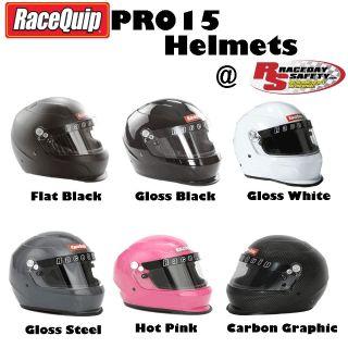 RaceQuip PRO15 Helmets