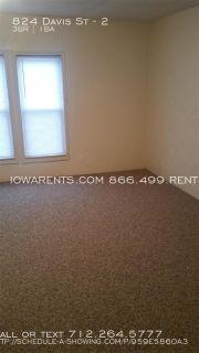 Apartment Rental - 824 Davis St