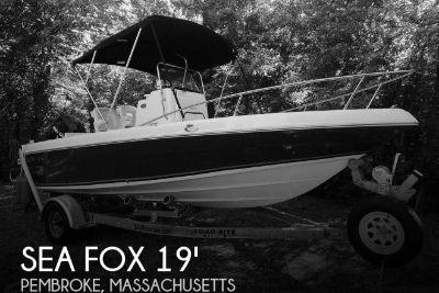 2011 Sea Fox 197 Pro Series Center Console