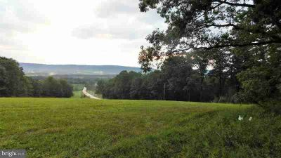 Buck Valley Rd Warfordsburg, BUILD YOUR DREAM HOME on this