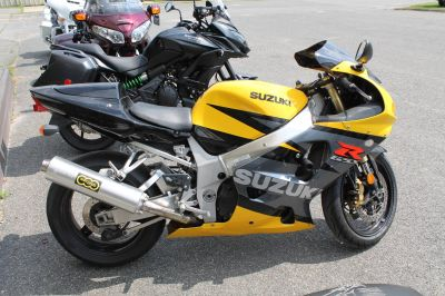 2003 Suzuki GSX-R750 SuperSport Motorcycles Adams, MA