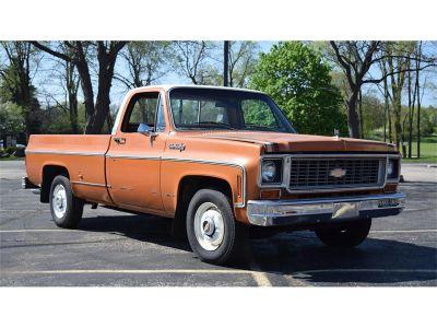 1973 Chevrolet 3/4-Ton Pickup