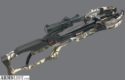 For Sale: Ravin Predator Crossbow Package R20 with HeliCoil Camo R020