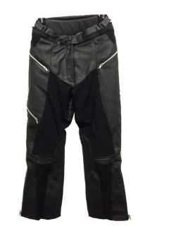 Find Teknic Daytona Womens Leather Pants Black 8 motorcycle in Holland, Michigan, US, for US $171.46