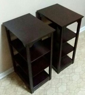 BOMBAY/SOLID WOOD/SIDE TABLES.......EXCELLENT CONDITION
