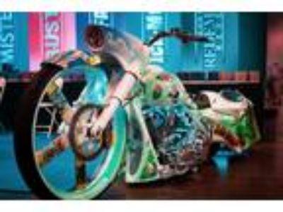2014 Harley-Davidson Road King Custom Bagger