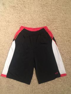Champions Boys Athletic shorts, Size L (12/14)