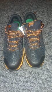 Timberland Steel toe shoes
