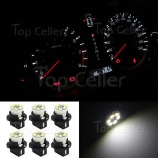 Buy 6Pcs White T10 Instrument Gauge Cluster Light Bulbs FOR BMW E24 E38 728i 732i motorcycle in Milpitas, California, United States