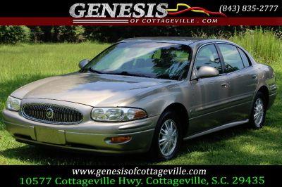 2002 Buick LeSabre Custom (Brown)