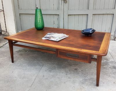 Mid century Lane Cameo coffee table