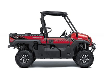 2018 Kawasaki Mule PRO-FXR Side x Side Utility Vehicles South Hutchinson, KS