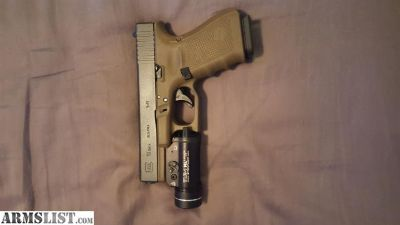 For Sale/Trade: Glock 19 OD Green
