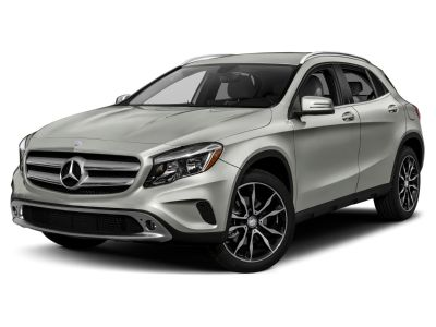 2016 Mercedes-Benz GLA GLA 250 (Black)