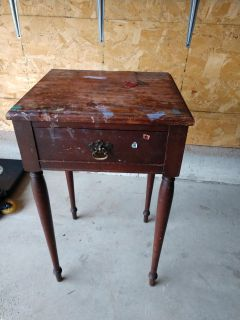 Project Side Table