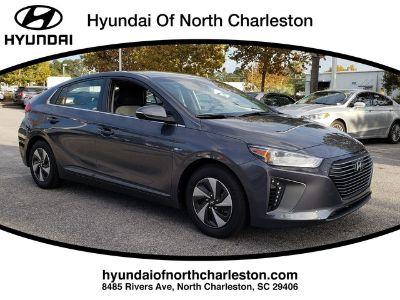 2019 Hyundai IONIQ Hybrid SEL (GRAY)