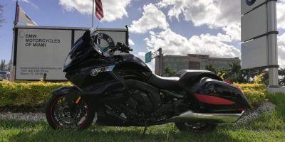 2018 BMW K 1600 B Touring Motorcycles Miami, FL