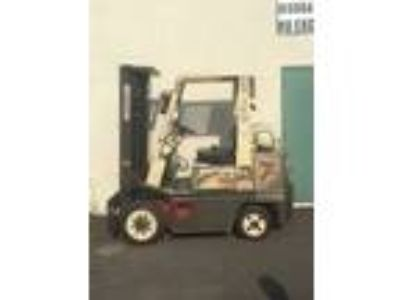 1900 Nissan Forklift KCPH02A25PV