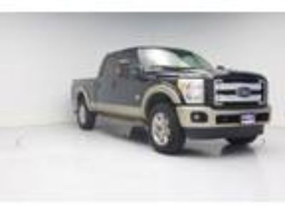 2014 Ford F250 King Ranch