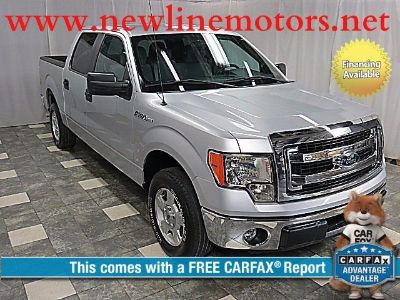 2013 Ford F-150 2WD SuperCrew 157