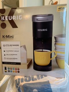 Keurig mini.