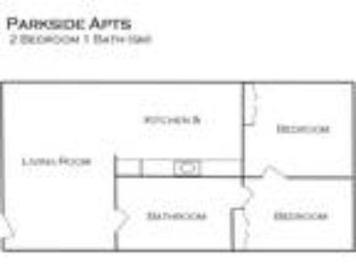 Parkside Apartments - Small Two BR One BA