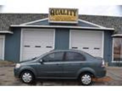 Used 2010 CHEVROLET AVEO For Sale