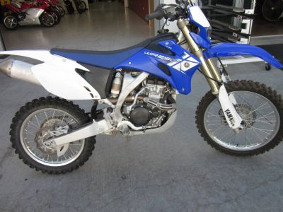 2013 Yamaha WR250F Competition/Off Road Motorcycles Moorpark, CA