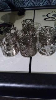 7 Bath and Body Candle Holders