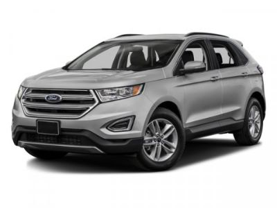 2017 Ford Edge Titanium (Ruby Red Metallic Tinted Clearcoat)