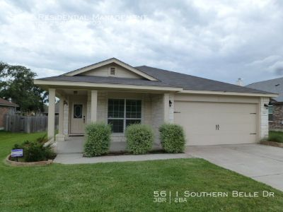 Single-family home Rental - 5611 Southern Belle Dr
