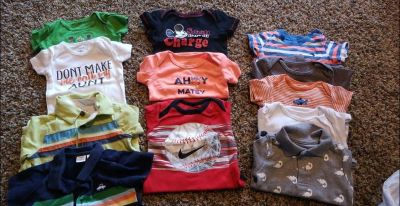 Baby Boy Clothes 9 months