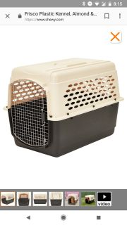 Looking for large dog crate