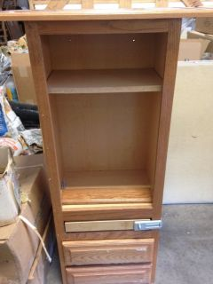Storage or Office Room Cabinet