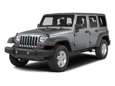 2014 Jeep Wrangler Unlimited Rubicon (Flame Red Clearcoat)