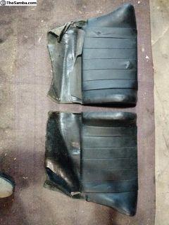 912 rear seats