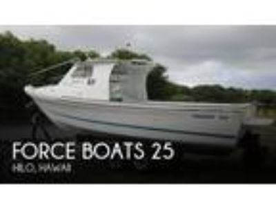 Force Boats - 25