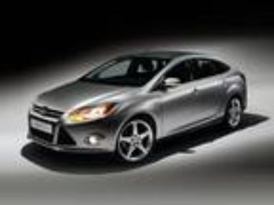 Used 2012 Ford Focus Silver, 44.6K miles
