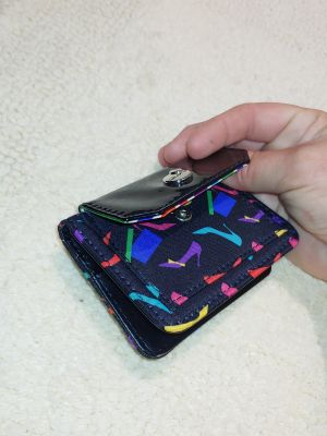 Mimo credit card wallet holder