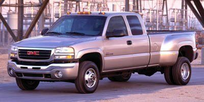 2005 GMC Sierra 3500 Work Truck (Summit White)