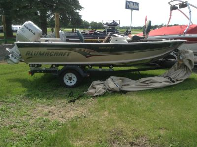 2001 Alumacraft 165 SC Other Boats Hutchinson, MN