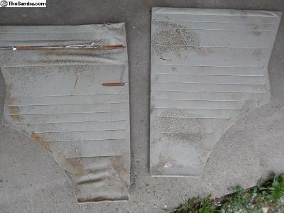 Bay Rear side panels