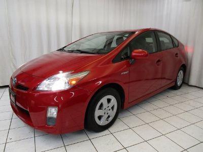 2011 Toyota Prius II (Barcelona Red Metallic)