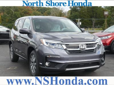 2019 Honda Pilot (Modern Steel)