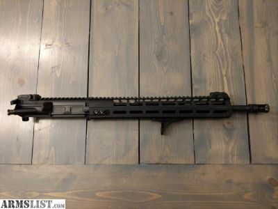 For Sale: AR-15 Complete Upper w/ BCG & CH and Magpul MBUS PRO