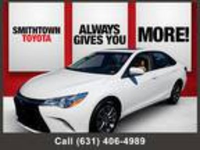 $23791.00 2017 Toyota Camry with 8971 miles!